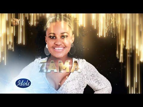 Top 5: Zama – 'A Woman's Worth' – Idols SA | S16 | Theatre Week | Mzansi Magic