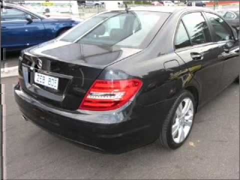2012 Mercedes Benz C200 Blueefficiency Burwood Vic Youtube