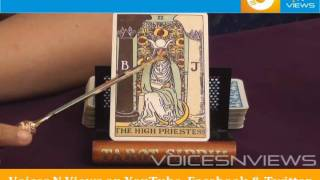6 - TAROT SIDDHI - THE HIGH PRIESTESS & THE EMPRESS.wmv