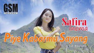 Download lagu Dj Piye Kabarmu Sayang - Safira Inema I Official Music Video