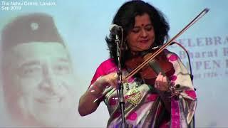Vaishnava Jana To | Sunita Bhuyan at the Nehru Centre, London