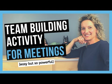 Team Building Activity At Work [EASY AND AWESOME]