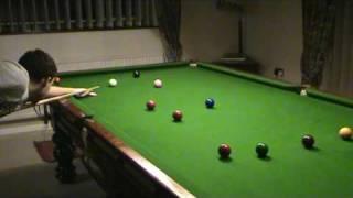 Snooker 136 Break At My Nans