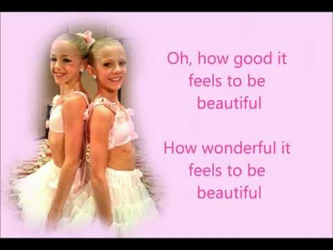 This is My Beauty - Blaire Reinhart Lyrics (FEATURED ON
