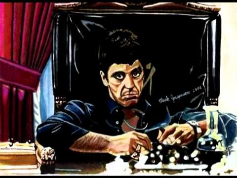SCARFACE COCAINE REMIX