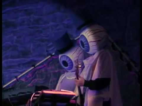 The Residents' Wormwood Live
