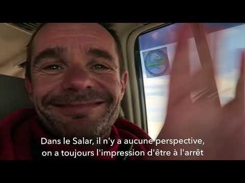 À L'aventure Dans Le Salar D'Uyuni