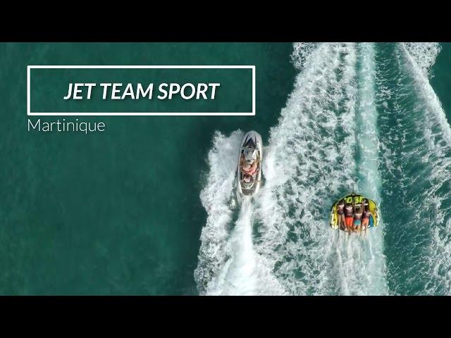Jet Team Sport - Le Carbet