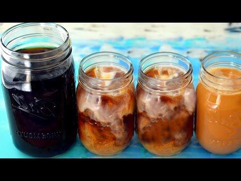 Vegan Cold Brew Coffee Meal Prep (DIY Starbucks)
