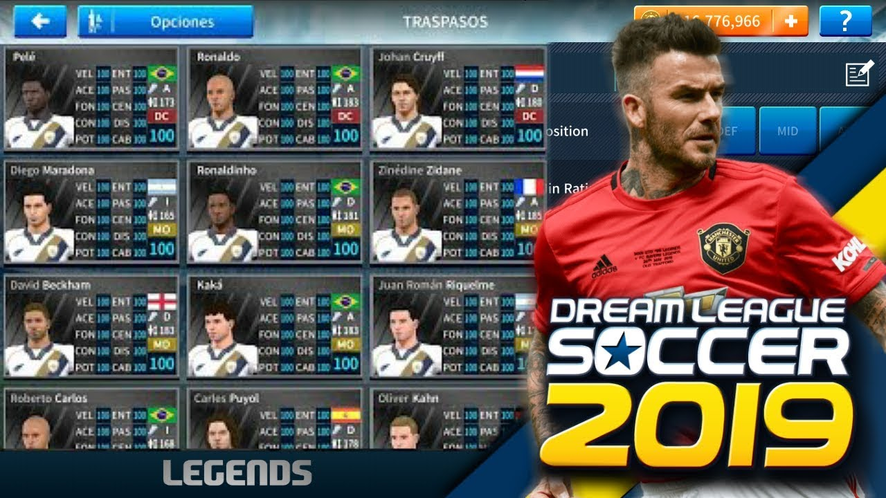 How To Import Legends 2019/20 Kits Team And Logo In Dream League Soccer ||  4K
