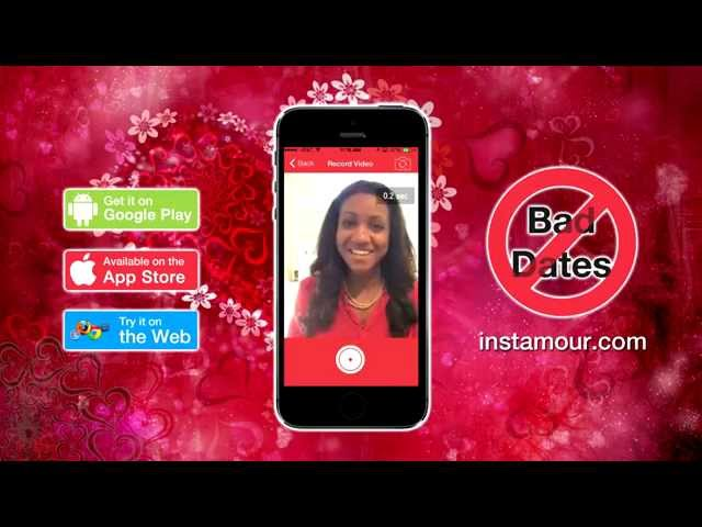 Instamour Video Tutorial Dating App Review