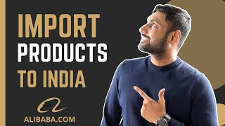 How To Import G๐ods To India Using Alibaba   Expand Your Business Using Alibaba   Amazon Fba India