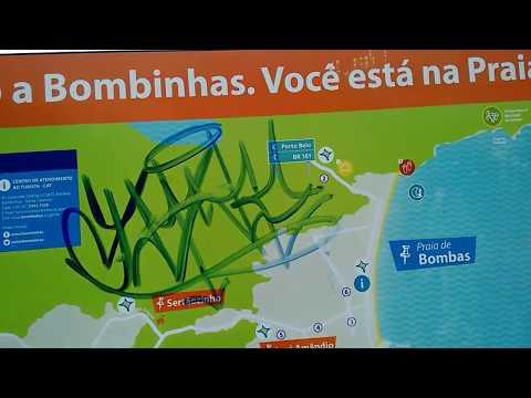Bombinhas SC Praia de Bombas