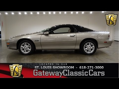 2000 Camaro Z28 for sale at Gateway Classic Cars STL