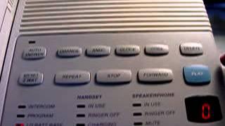 AT&T 5650 Cordless Digital Answering Machine