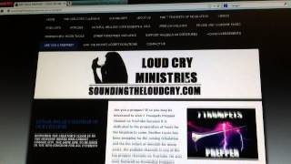 LOUD CRY MINISTRIES WEBSITE: A WONDERFUL RESOURCE FOR SCRIPTURAL TRUTH AND MORE