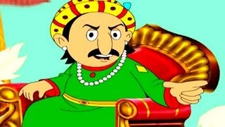 Sacchi Pariksha - Akbar Birbal Animated Story - Hindi Part 21
