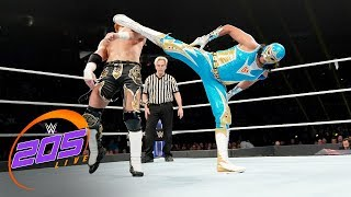 Gran Metalik vs. Buddy Murphy: WWE 205 Live, Dec. 12, 2018