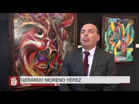 Presentación del Libro Potenciar de Gerardo Moreno Yépez