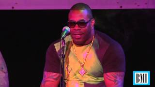 "Busta Rhymes ""Put Your Hands Where My Eyes Could See"" at ""How I Wrote That Song"""