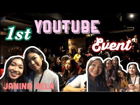 Youtube Creator Community 2017 | Rhica Sison