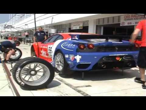 FIA GT - HUNGARORING - Day 0