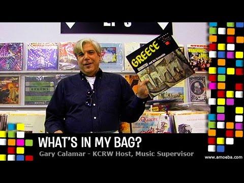 Gary Calamar - What's In My Bag?