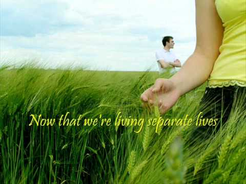 Separate Lives by; Stephen Bishop