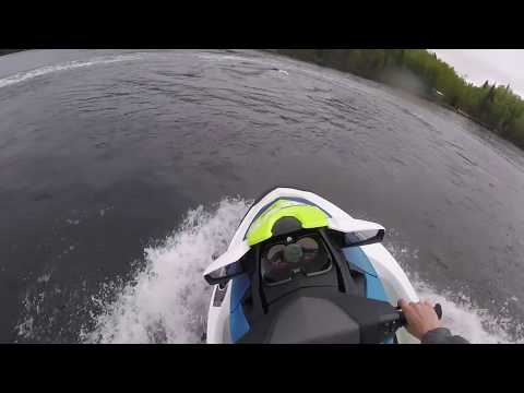 SEA-DOO WAKE PRO 230 BREAK IN VLOG