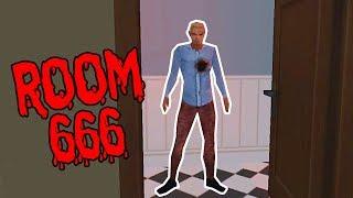 ALGO TERRÍVEL ACONTECEU AQUI ! - Room 666