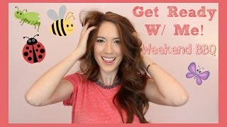 Get Ready W/ Me! Weekend BBQ | Blair Fowler Thumbnail