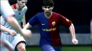 Fifa 10 Vs Pes 2010