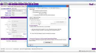 Setting your LTL freight preferences with FedEx Ship Manager Software