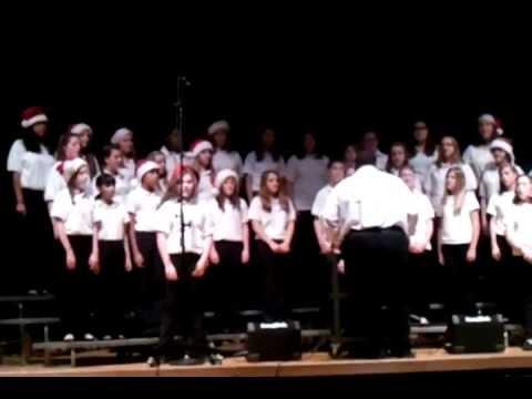 Last Christmas by Post Oak Middle School 8th Grade Choir