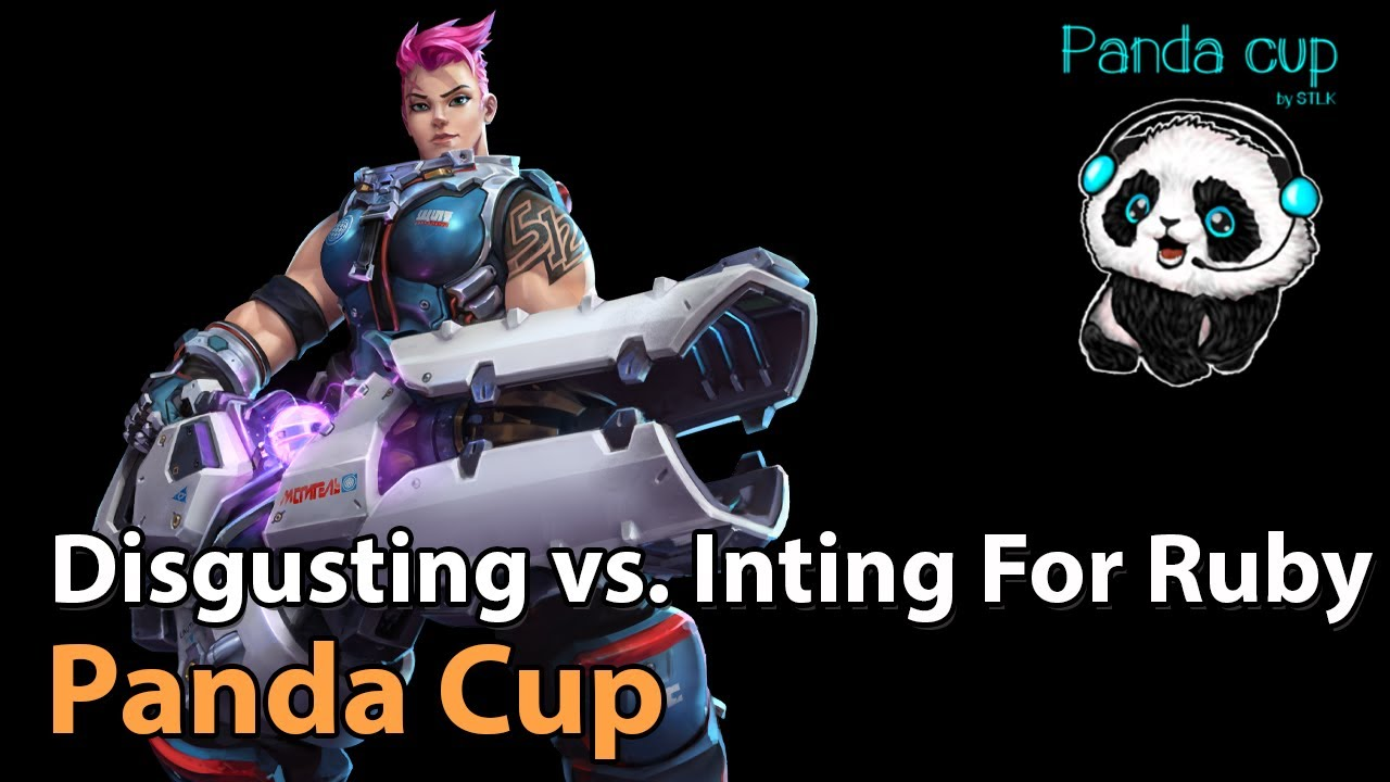 ► Disgusting vs. Inting for Ruby - Panda Cup Finals - Heroes of the Storm Esports