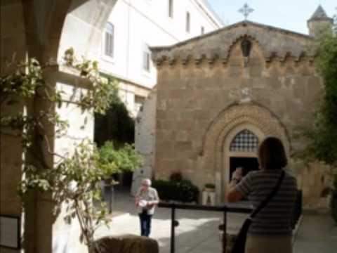 Live from Israel- Via Dolorosa, Capernaum, Sea of Galilee, Armageddon, Dungeon, Upper Room, Knesset