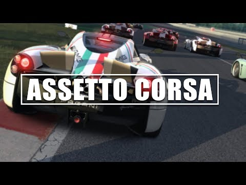 assetto corsa pc gameplay online live youtube. Black Bedroom Furniture Sets. Home Design Ideas