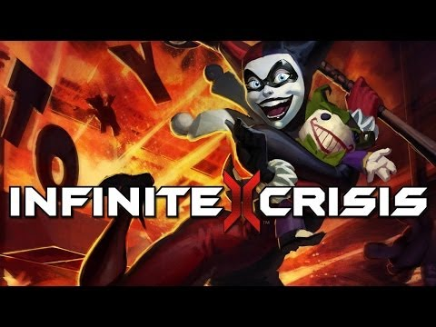 Infinite Crisis - Harley Quinn [Mad Love] Gameplay