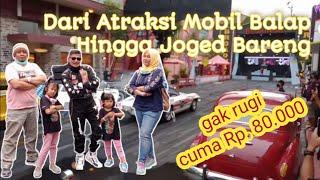 TRIP TO MUSEUM ANGKUT BATU    Ada Pertunjukan Mobil Balap