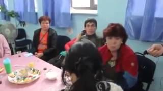 ОБЛОМАЛИ... Украинского журналиста, беженцы из Горловки
