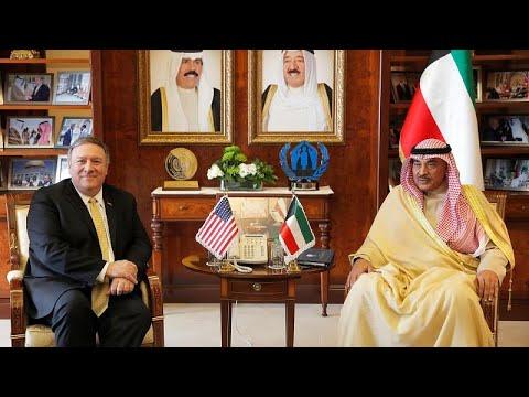 الكويت: نثق بأصدقائنا في أمريكا للوصول إلى اتفاق سلام مقبول في المنطقة…  - نشر قبل 2 ساعة
