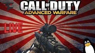 BETTER THAN FAZE RAIN! Advanced Warfare Live commentary