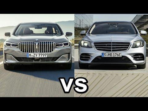 2020 BMW 7 Series VS 2019 Mercedes S Class