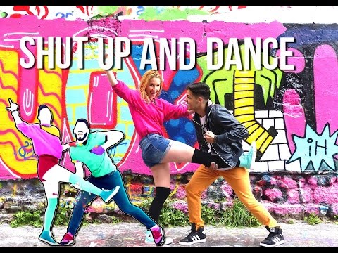 "Just Dance ""Shut Up And Dance"" Walk The Moon 