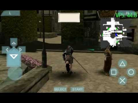 Valhalla Knights 2 Ppsspp Youtube