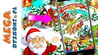 FARM SNOW ❄️ Happy Christmas Story With Toys & Santa ⛄ GRY NA TELEFON ☃️ Gra MONIA I AGATKA