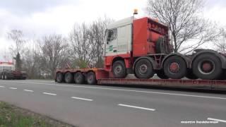 uitzonderlijk vervoer C Zwagerman BV