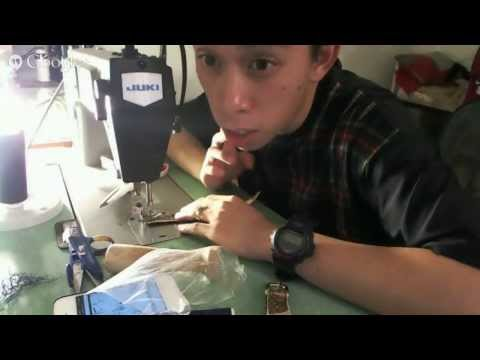 Livestream #4: NEW SEWING MACHINE #REALREACTIONS