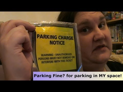 Parking Ticket And more Q&A about US!  (4/3/18)