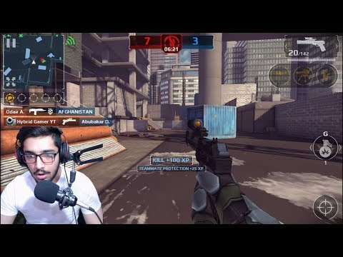 Modern Combat 5 - New Prestige PISTOL (LUX AETERNA) Gameplay - LIVE!#148 | Pakistani Gamer